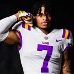 WR Jamar Chase will wear No. 7 jersey in 2020