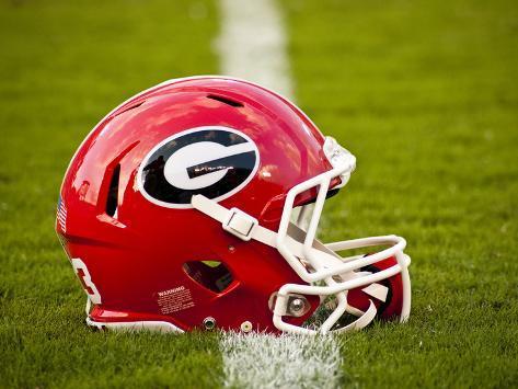 Georgia wins the Peach Bowl/college football