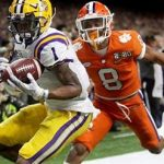 The Best Wide Receiver in College Football Roams Death Valley