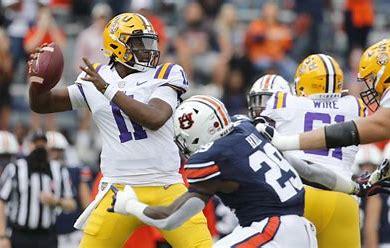 TJ Finley/Beat down at Auburn/college football