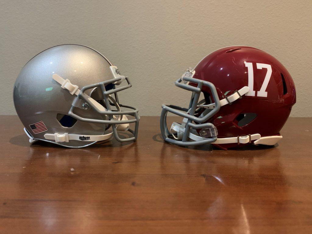 Ohio State vs Alabama National Championship Game/college football