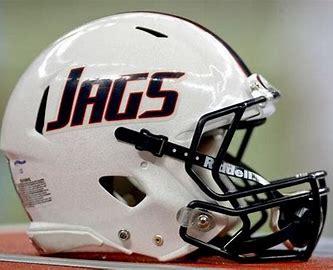 QB Jake Bentley/South Alabama Jaguars helmet