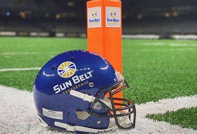 football helmet/experienced QBs return in the Sunbelt