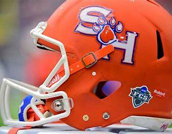 Sam Houston Helmet/FCS Playoffs